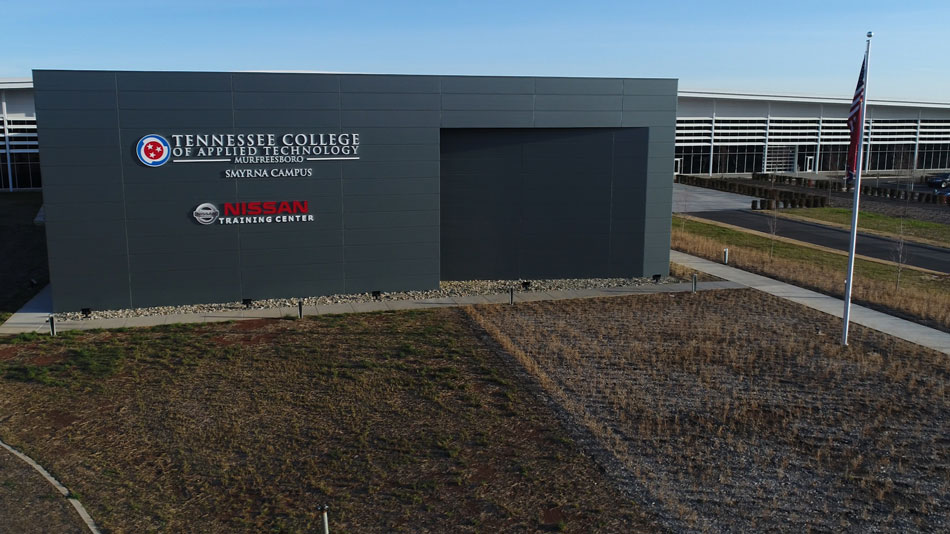 Nissan Plant Smyrna Tn >> Nissan Helps Open Tennessee College Of Applied Tech Ted